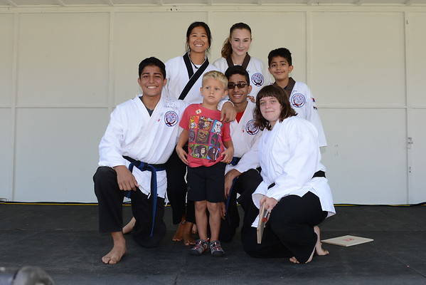 LF2016 FFL - Martial Arts Demonstration