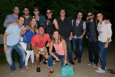 Last Fling 2016 - Naperville, Illinois - Meet & Greet - BoDeans