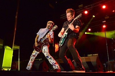 Last Fling 2016 - Naperville, Illinois - Men in Black Stage - Sugar Ray