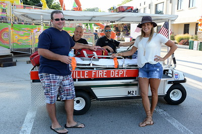 Last Fling 2016 - Naperville, Illinois - People enjoying The Last Fling!