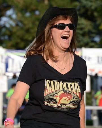 Last Fling 2017 - Naperville, Illinois - The Saddle-Up Dancers