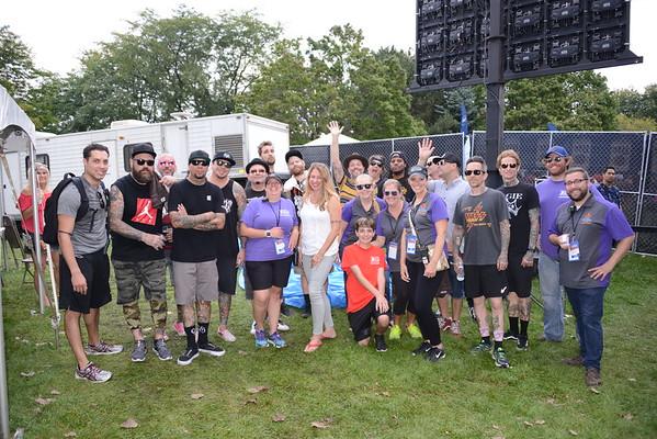 LF2018 Band Meet and Greet