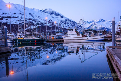 Valdez Small Boat Harbor