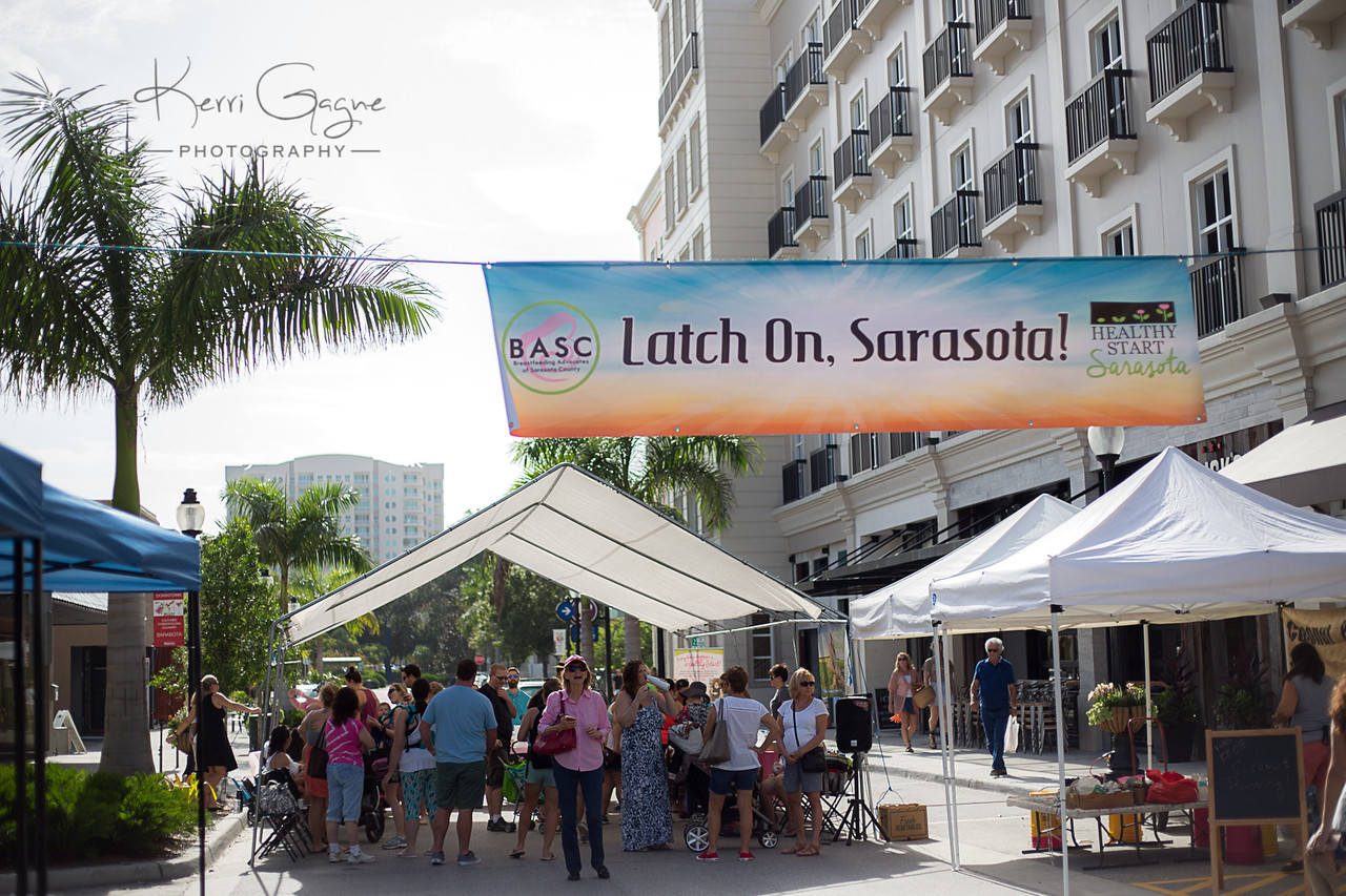 Latch On Sarasota | Healthy Start Coalition