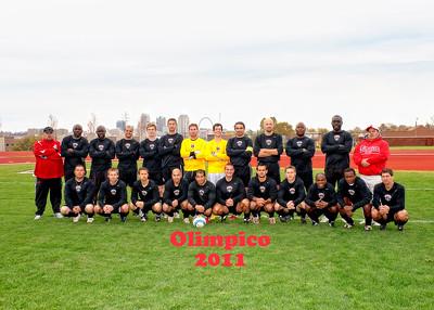 001 Olimpico - Team (7x5)
