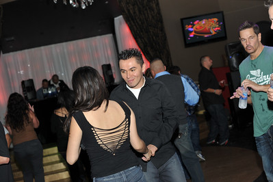Latin Grooves Launch party on Friday night at Mike Milner's Copa Room with DJArty, DJ Mike Guzman and DJ Panic. Photograph by Las Vegas photographer Mark Bowers of www.ReallyVegasPhoto.com