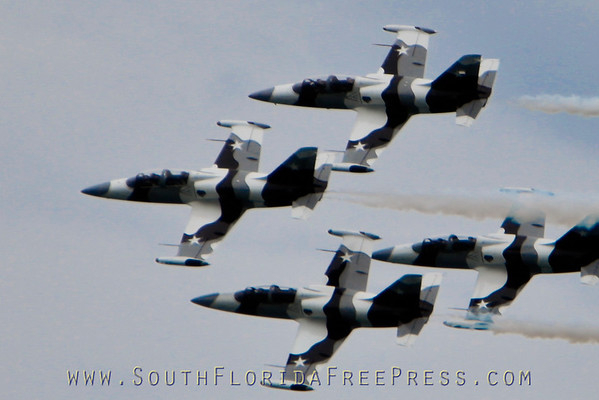 Lauderdale Air and Sea Show - 2012