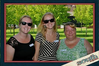 Brittany Tufts, Emily Barnes, Tonya Craig