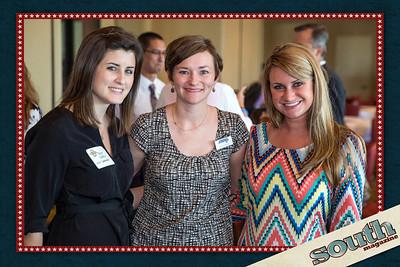 Taylor Griffin, Tiffany Fluegel, Beth Ann Walker