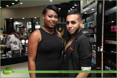 """Launch of #BehindTheBeatTrinidad"" presented by Caribbean Beauty Awards Ltd"