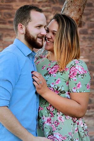 Laura & LJ - Engagement