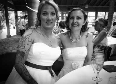 Laura and Kelly Wedding - Aug 2013