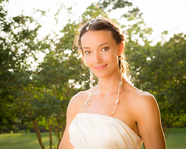 Lauren Stuart's Bridal Session