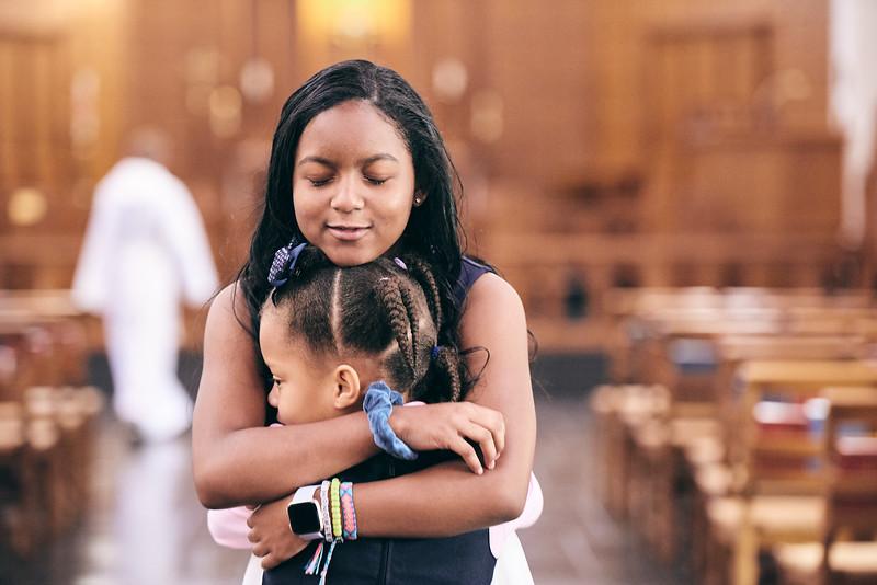 Lauryn Cooper 8th Grade Sermon