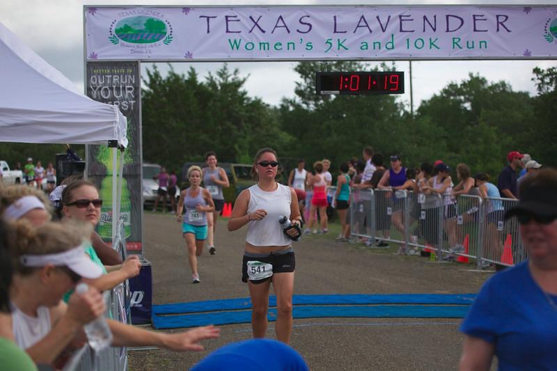 Lavender Run 2010