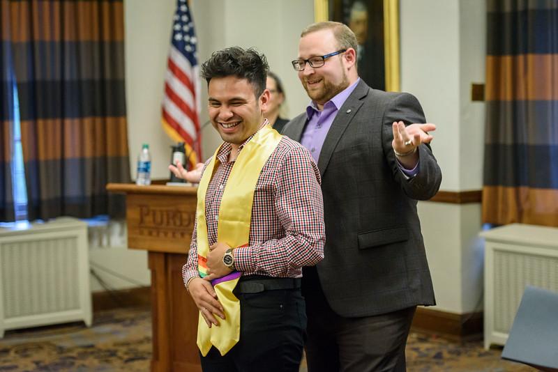 5/10/17 LGBTQ Lavender Graduation