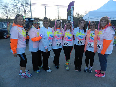 2015 Glow in the Park 5K Fun Run