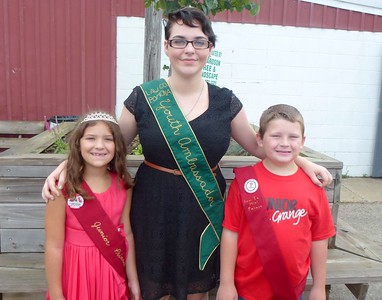 Lawrence County Fair 2016