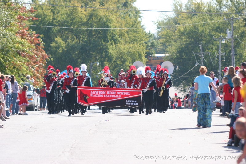 Lawson Homecoming Parade 05 041