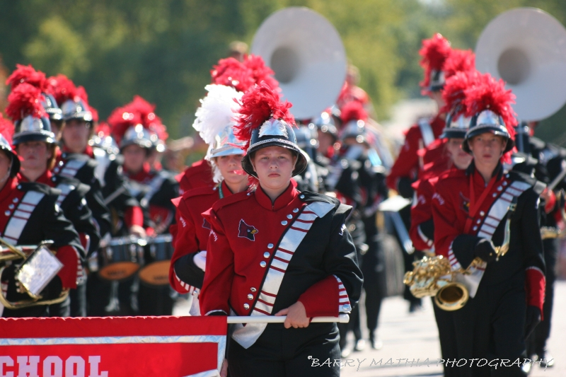Lawson Homecoming Parade 05 044