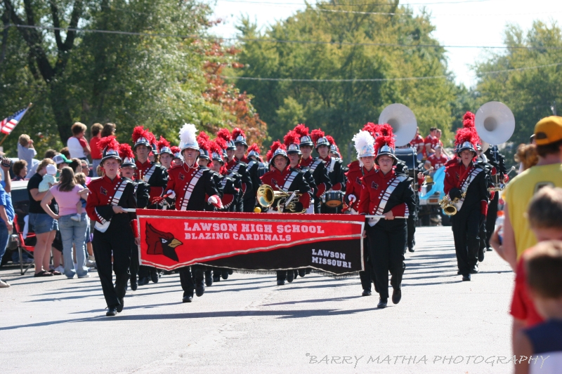 Lawson Homecoming Parade 05 043
