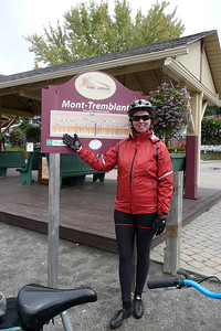 Ready to Roll! Gare de Mont-Tremblant