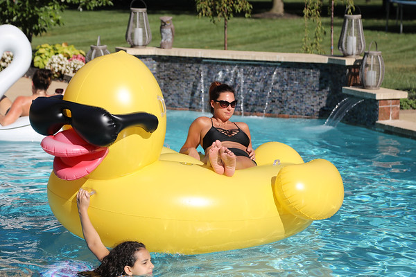 LeAnne's Pool Party 9.24.17