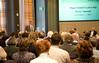 Bremerton Mayor Cary Bozeman addresses the Summit.