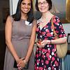 5D3_0364 Dr  Julie Varughese and Liz Van Calden