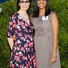 5D3_0411 Liz Van Calden and Dr  Julie Varughese