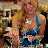 "Lee's Liquors - Flamingo - iS Tasting with iS Angel Robin : Thank you to Lee's Liquors on Flamingo for allowing iS Vodka to hold a tasting with iS Angel Robin and Executive Sales Manger Steve, and all the special guests who stopped by to sample iS Vodka and compliment iS Vodka on its smooth, clean pure taste and high-quality ingredients. Like one guest said, ""Have you ever noticed, when you are doing something nice, you can't get enough of nice."" Thank you Robert for buying your first bottle of iS Vodka from Iceland. Check our event website www.iSVodkaEvents.com to see when our next tasting event is."