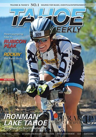 Tahoe Weekly cover September 2015