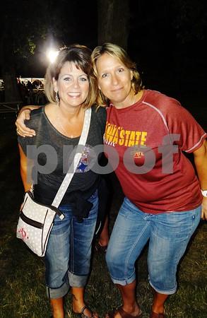 Sara Potratz and Lila Heatherington