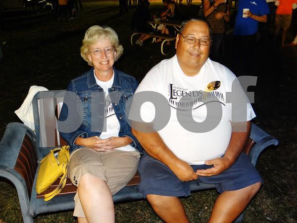 Paula and Doug Stanek