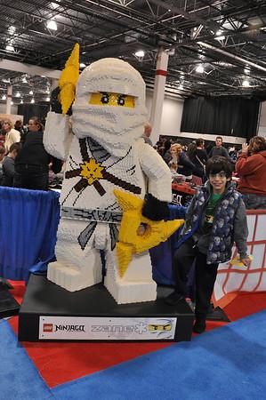 Lego Fest 2012