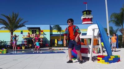 Legoland beach resort