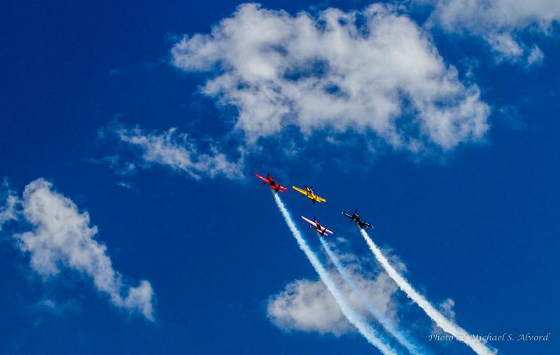 4CE Aerobatic Team