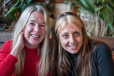 Judith & Claudia