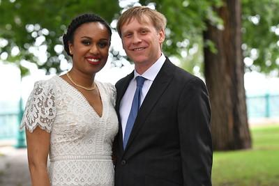 Leif and Monica Wedding