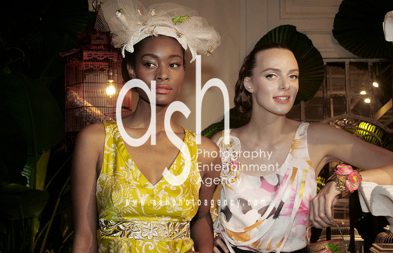 Mercedes-Benz Fashion Week, Spring 2010, New York, Designer: Leifsdottir, Photo by: Rebecca Sledge