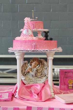 Leigha's 1st birthday