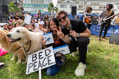 2018_11_03, Beach, Beach Bed In, Bed In, Bed In on the Beach, Blac Rabbit, Come Together, Come Together Miami, Dog, FL, Florida, Giveaway, Giveaway Winner, Lauryn Lima, Matt Reich, Miami, Miami Beach, OWC, The Betsy, The Betsy Hotel