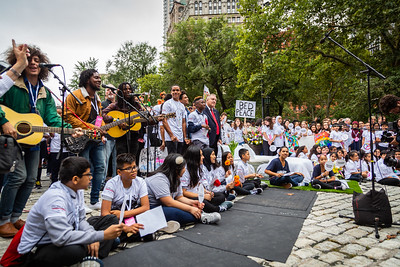 2018, Blac Rabbit, Christopher Underwood, City Hall, Come Together NYC, Daniel Dromm, Justin Rossman, Matthew Diaz, New York City, September 13