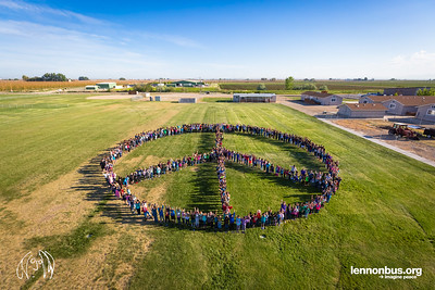 2017_05_11, ID, Peace, Peace Sign, Wilder, Wilder Elementary School