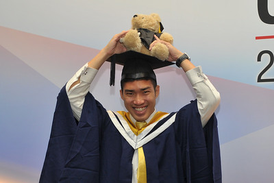 Leonard's Graduation 2013