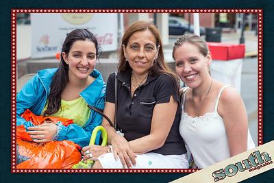 Sabrina, Jenny, Alexandra