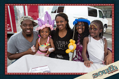 Rashida Banks & Family