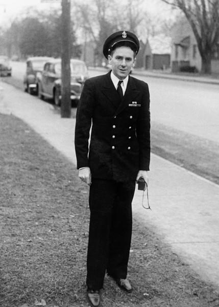 Dad Circa 1944