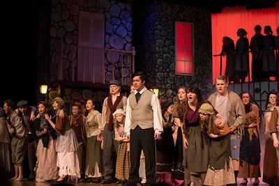 Arvada West Theatre Company - Les-Misérables