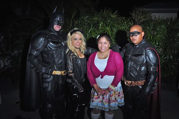 Leslie & Grace Bday Party